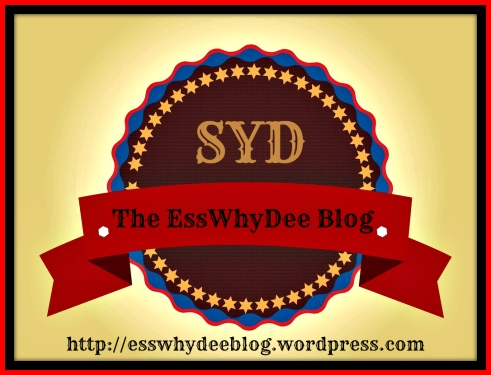 Official Esswhydeeblog Logo