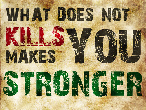 blog 50 what doesn t kill you makes you stronger interpreted